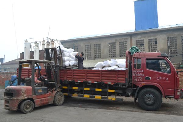 结晶氯化铝物流运输